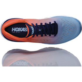 Hoka One One Cavu 2 Zapatillas running Hombre, nasturium/forget-me-not